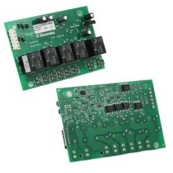 Replace the cooktop electronic control board