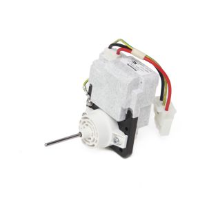 How to replace the evaporator fan motor in a top-freezer