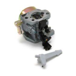 How to replace a log splitter carburetor