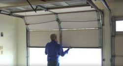 How safe is your garage door opener?