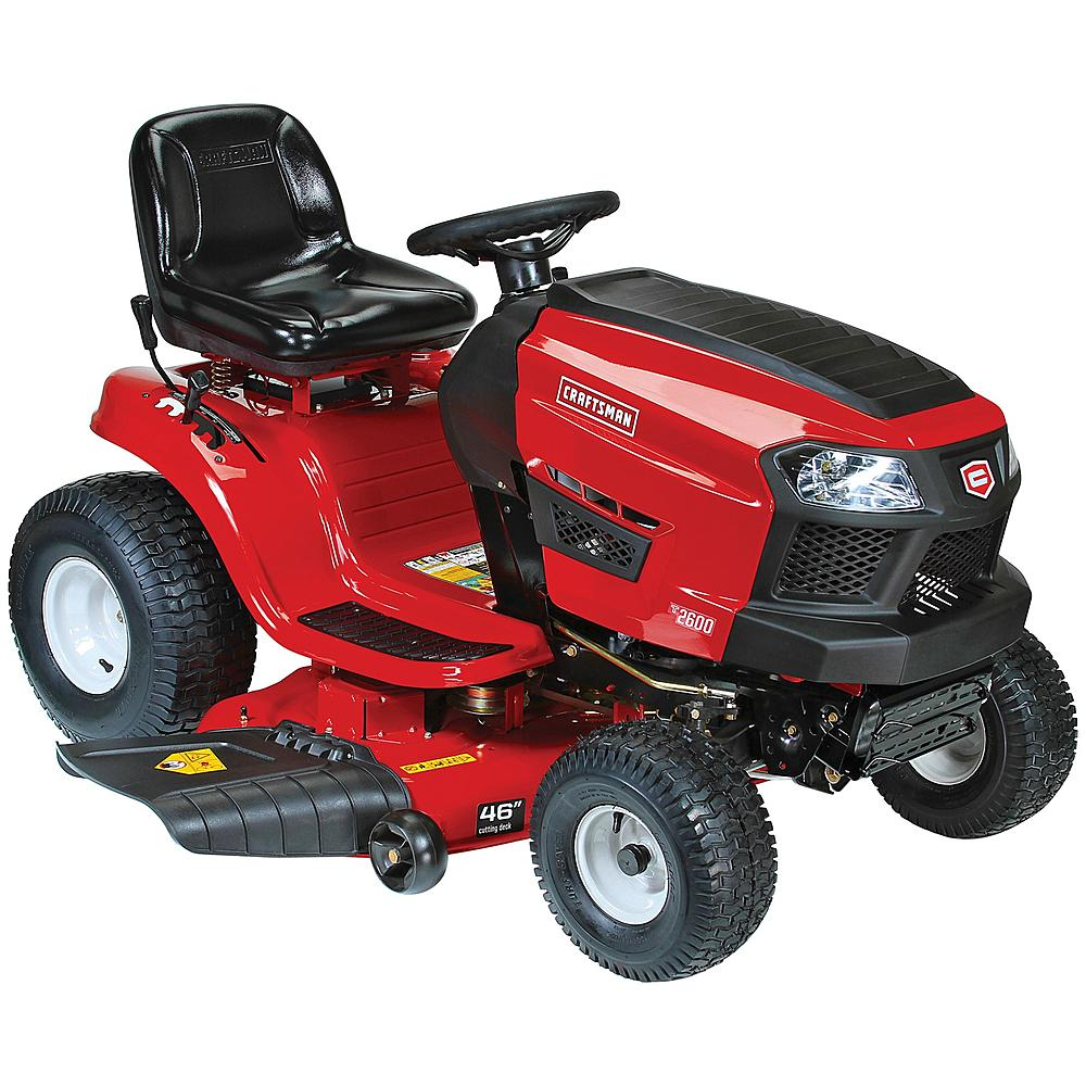 Common riding mower and tractor problems - mower deck