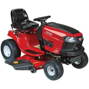 Why does my lawn tractor cut unevenly?