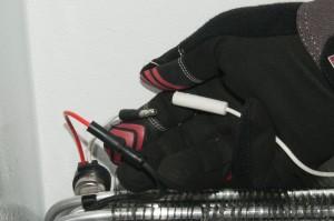 PHOTO: Unplug the wires.
