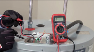 Water too hot: electric water heater troubleshooting video.