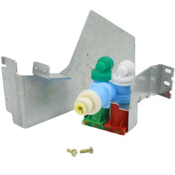 Replace the refrigerator water inlet valve