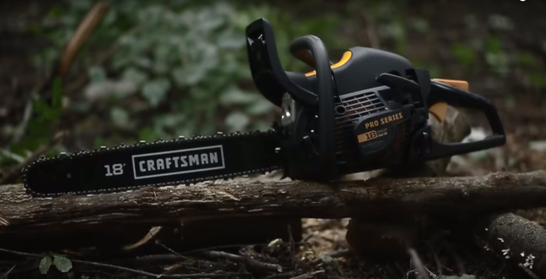 How to replace a chainsaw oil pump video | Chainsaw tips and