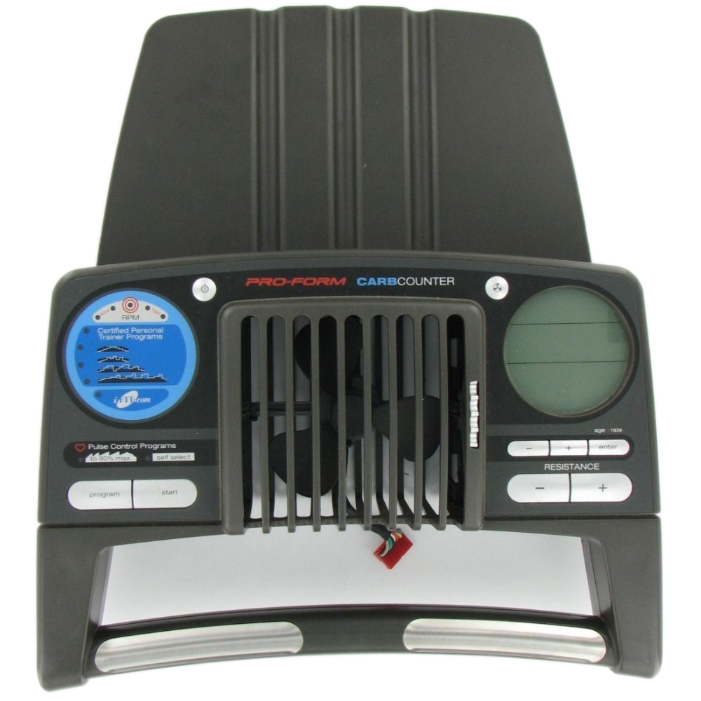 Common treadmill problems - console powers up but the