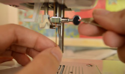 How to clean and maintain a sewing machine video