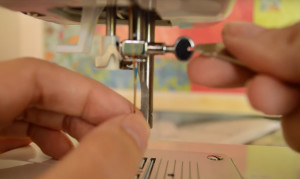 How to clean and maintain a sewing machine.