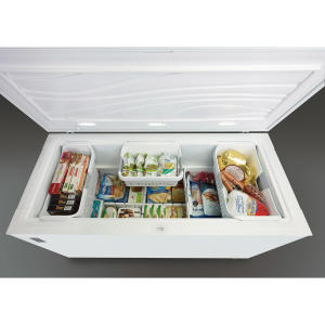 Most commonly asked questions about freezers.