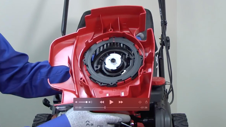 Looking for Craftsman model 917372220 gas walk-behind mower repair