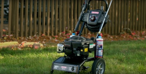 7 steps for winterizing and storing a pressure washer.