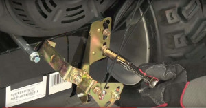 How to adjust a snowblower drive control video.
