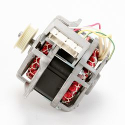 How to replace the drive motor in a top-load washer