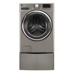 Troubleshooting excessive vibration during the spin cycle on a washer.