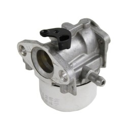 Replace a lawn mower clogged carburetor