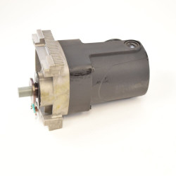 Replace the table saw drive motor