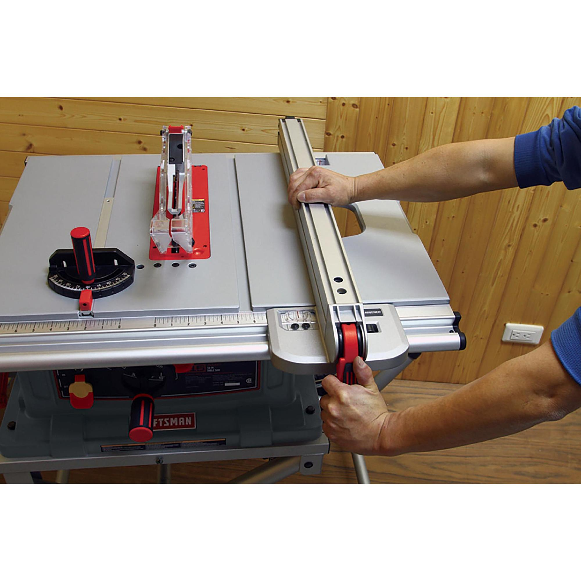 Looking for Craftsman model 315218290 table saw repair