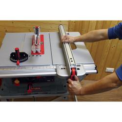 How to maintain a table saw.