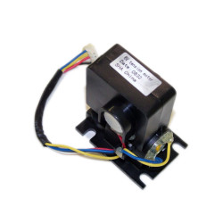 Replace the elliptical resistance motor