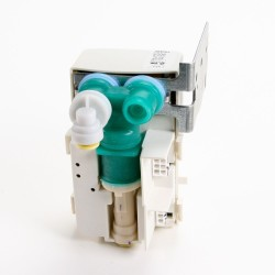 Replace the ice maker water inlet valve