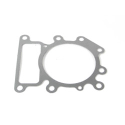 Replace the riding mower head gasket