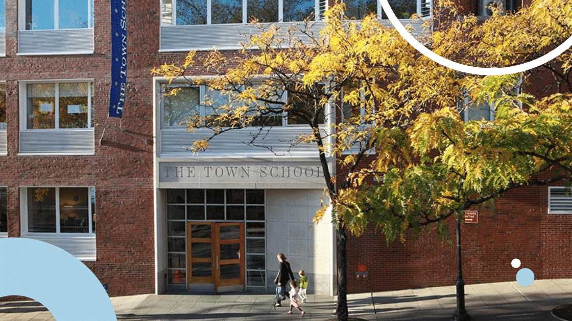 The Town School Uses Gratavid to Thank Donors