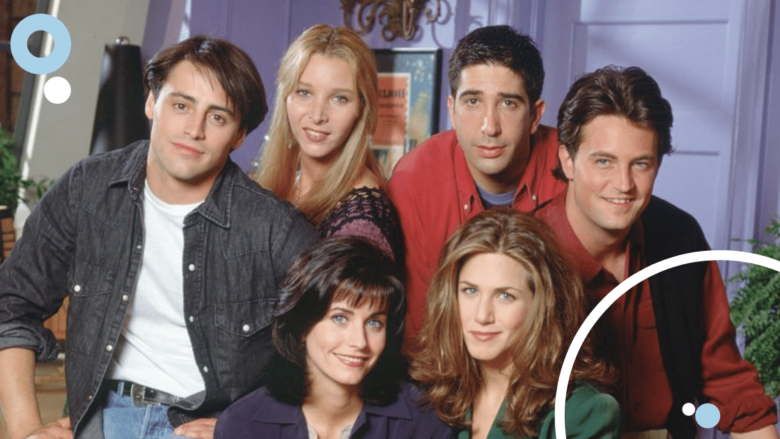 If the Cast of Friends Worked in Higher Education