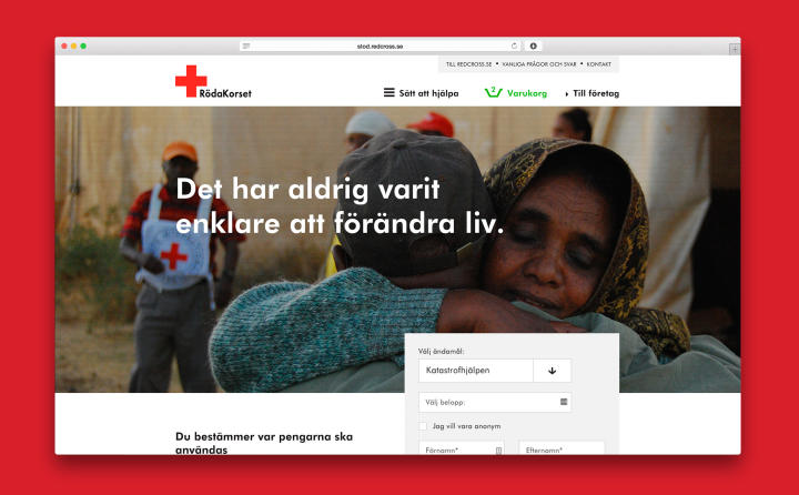 Swedish Red Cross - Image 1