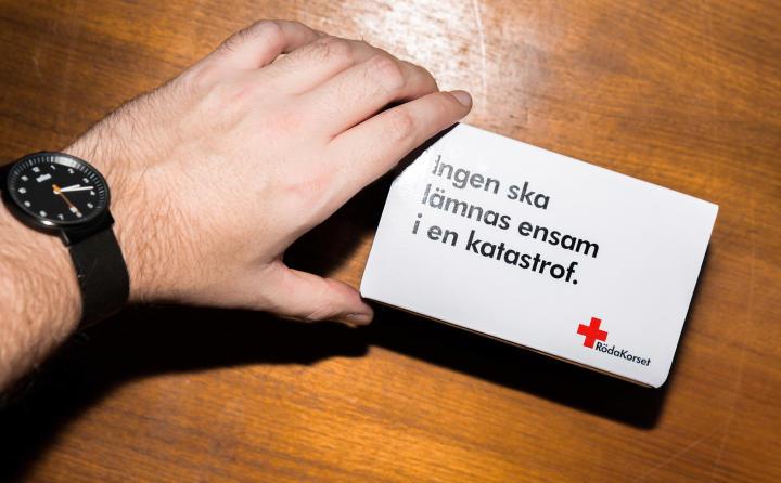 Swedish Red Cross VR - Image block 2 image 1