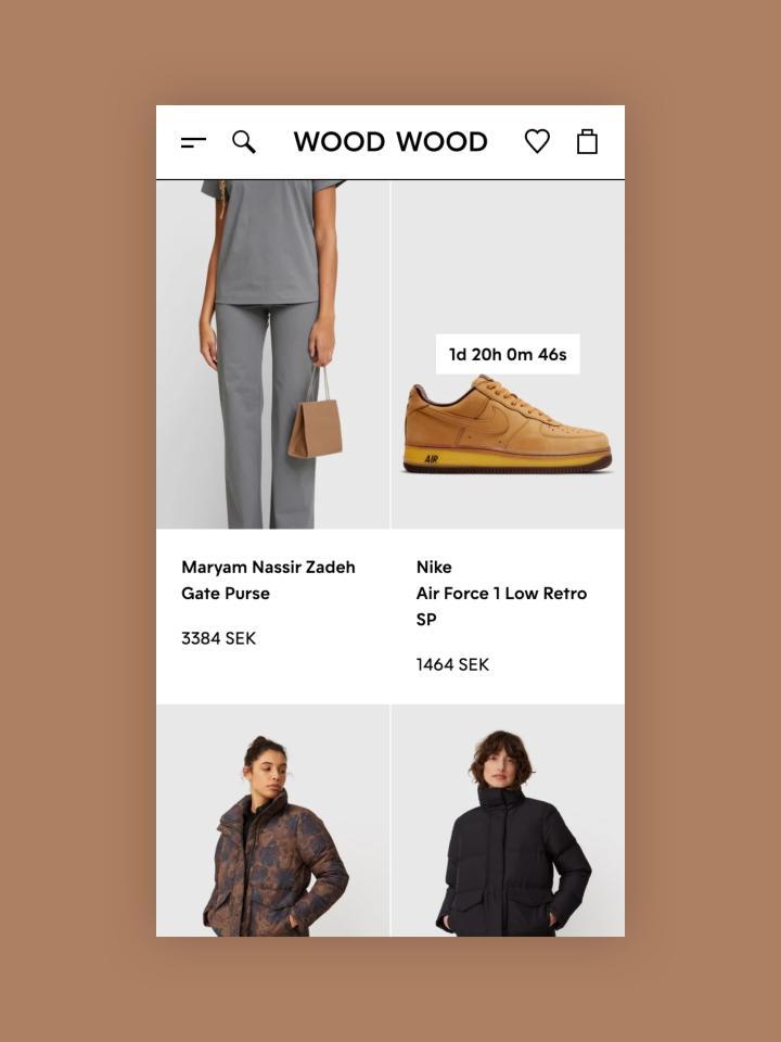 Wood Wood - Benefits Image