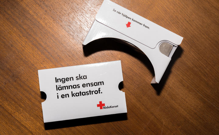 Swedish Red Cross VR - Image block 2 image 2
