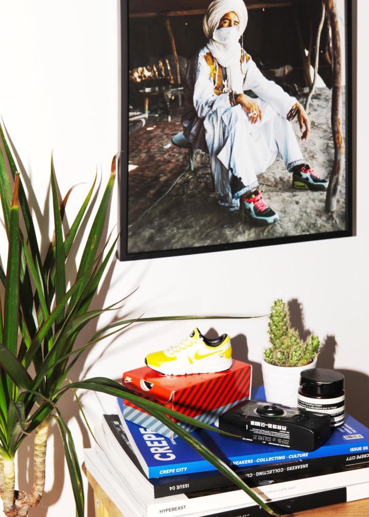 Panagora - Image sneaker