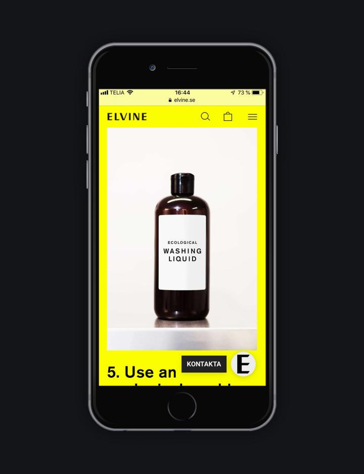 Elvine - Benefits image