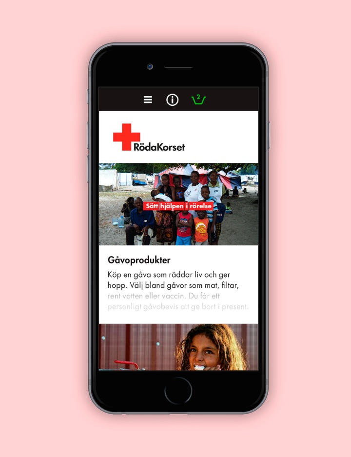 Swedish Red Cross - Insight image