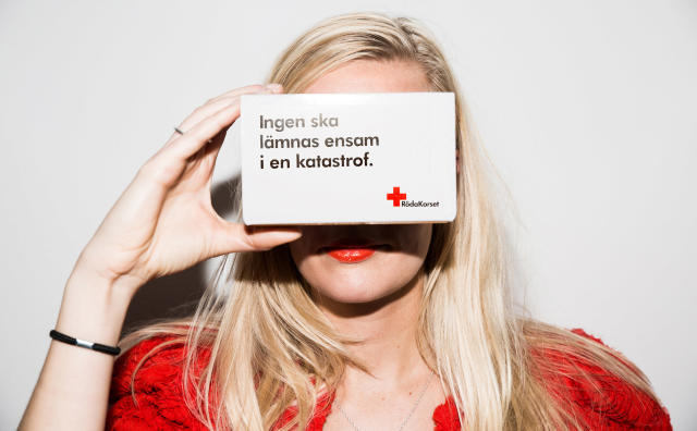 Swedish Red Cross VR Landscape Image