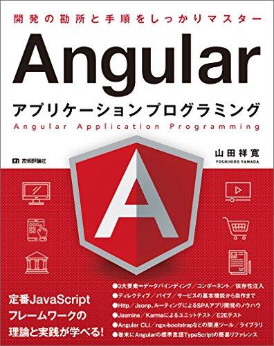 Angular application programing