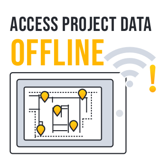 access offline data