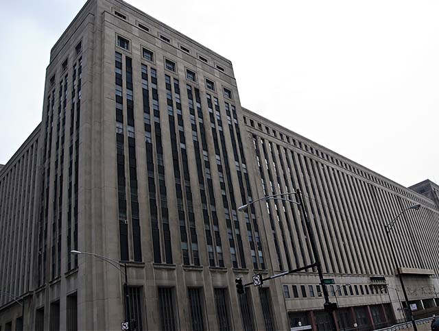 Chicago Central Post Office B