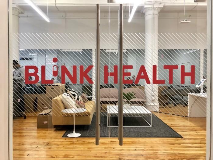 New Blink Health HQ