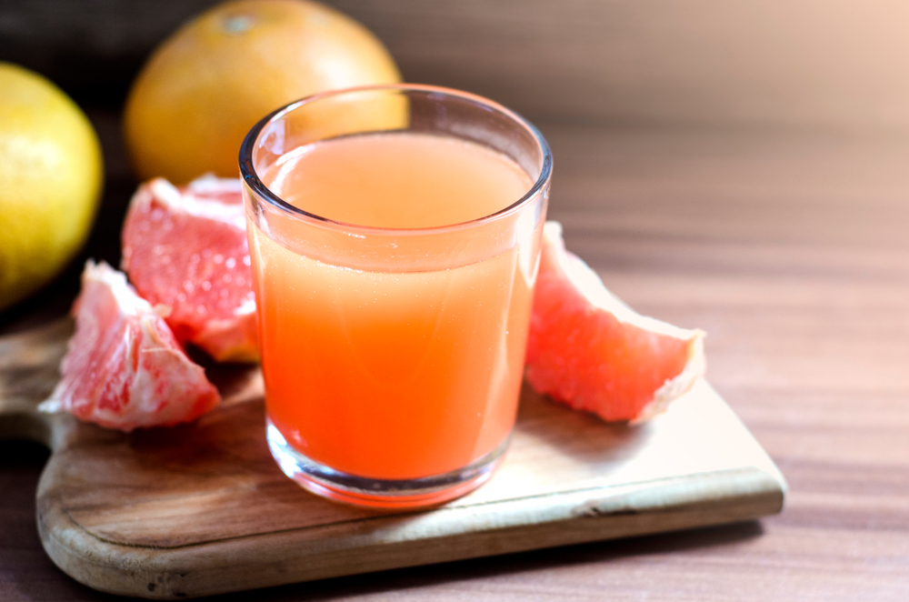 Can I Drink Grapefruit Juice While Taking a Statin?