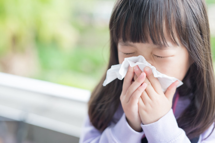 Why this Flu Season is Especially Risky for Kids