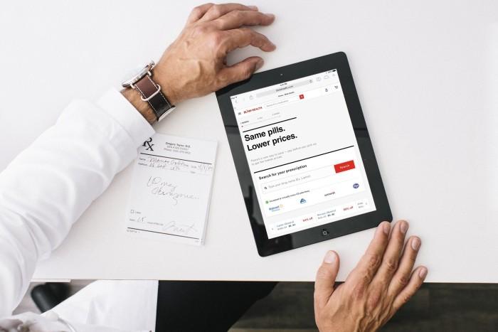 Blink Health on iPad