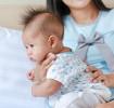 赤ちゃんのしゃっくりの予防法と止め方
