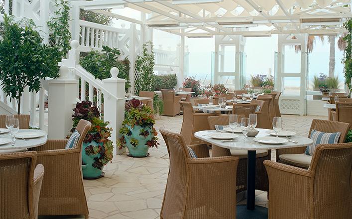 Beach Bed Breakfast Offer At Santa Monica Hotel