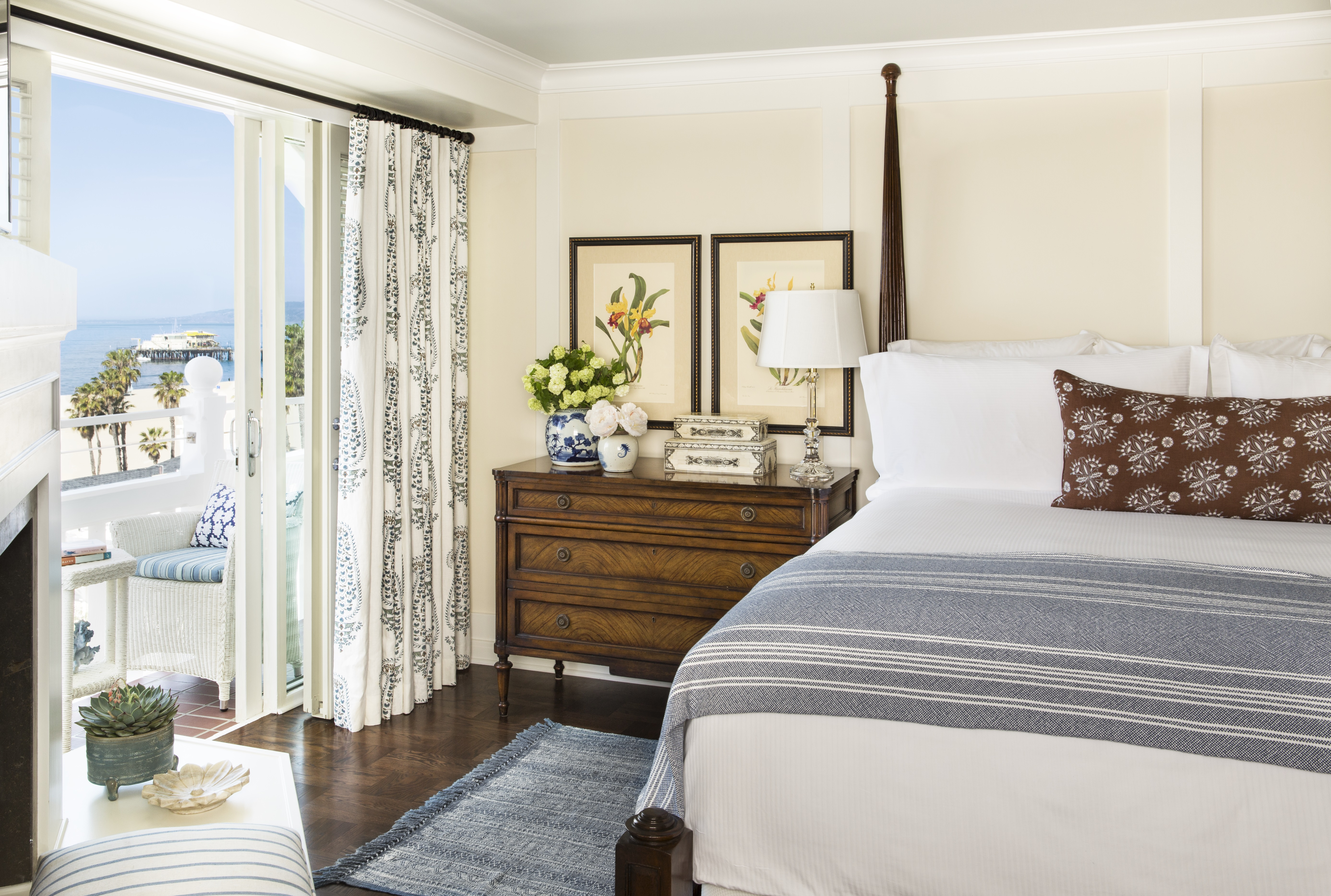 Santa Monica Restaurants - Luxury Hotel Beachfront Dining | Shutters ...