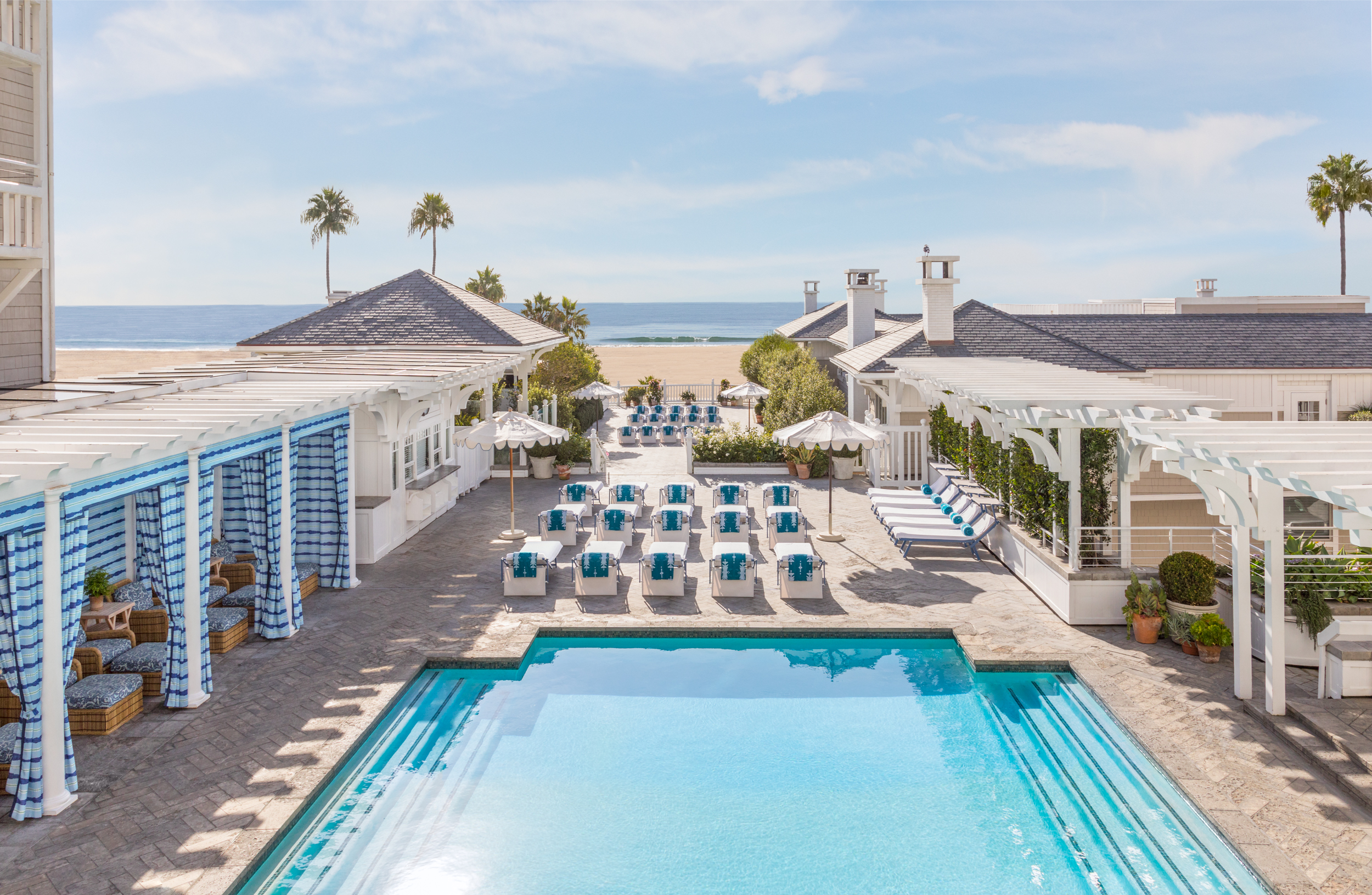 Santa Monica Hotel - Luxury Beach Hotel | The Iconic
