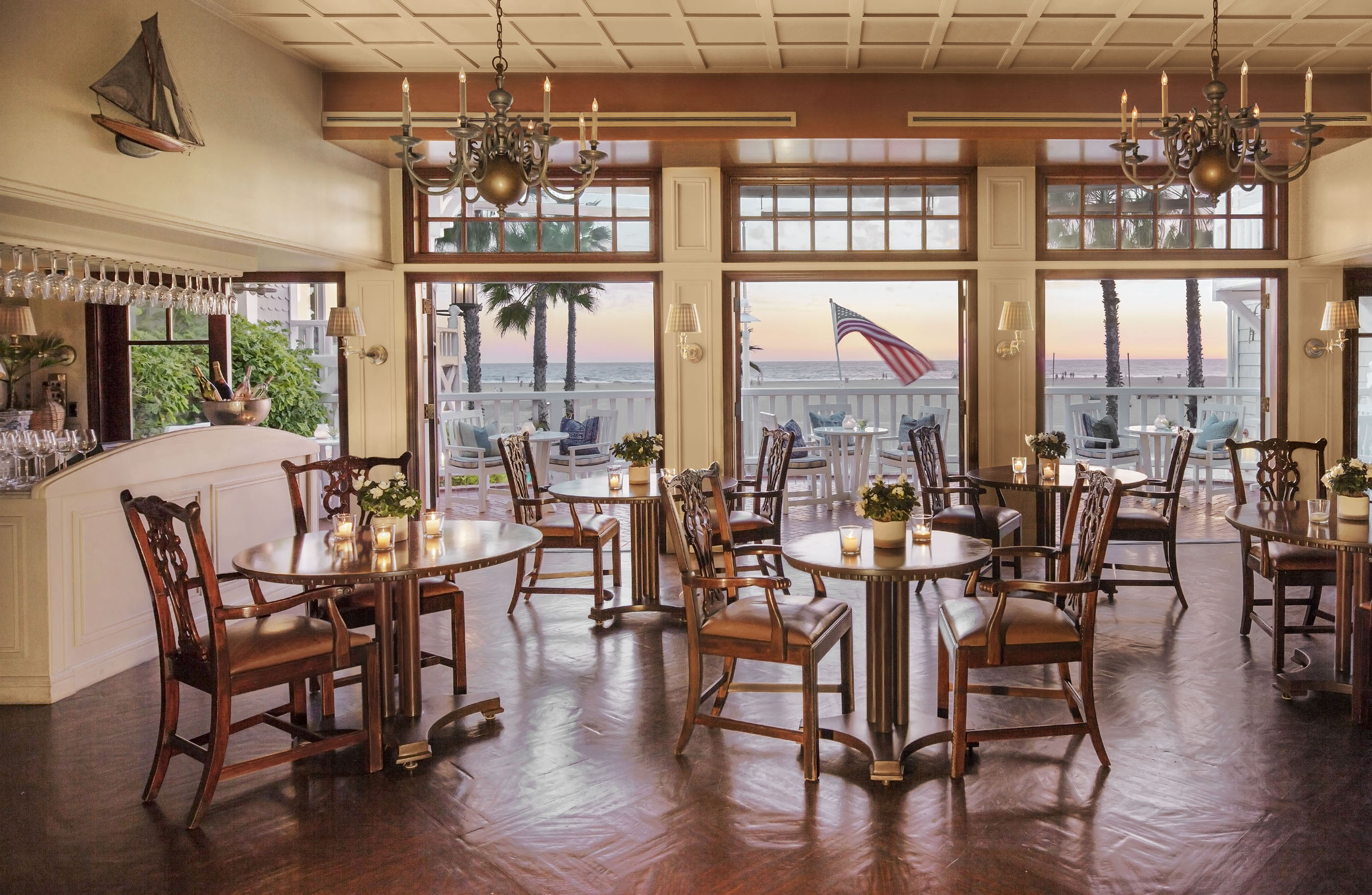 Santa Monica Restaurants   Luxury Hotel Beachfront Dining | Shutters On The  Beach