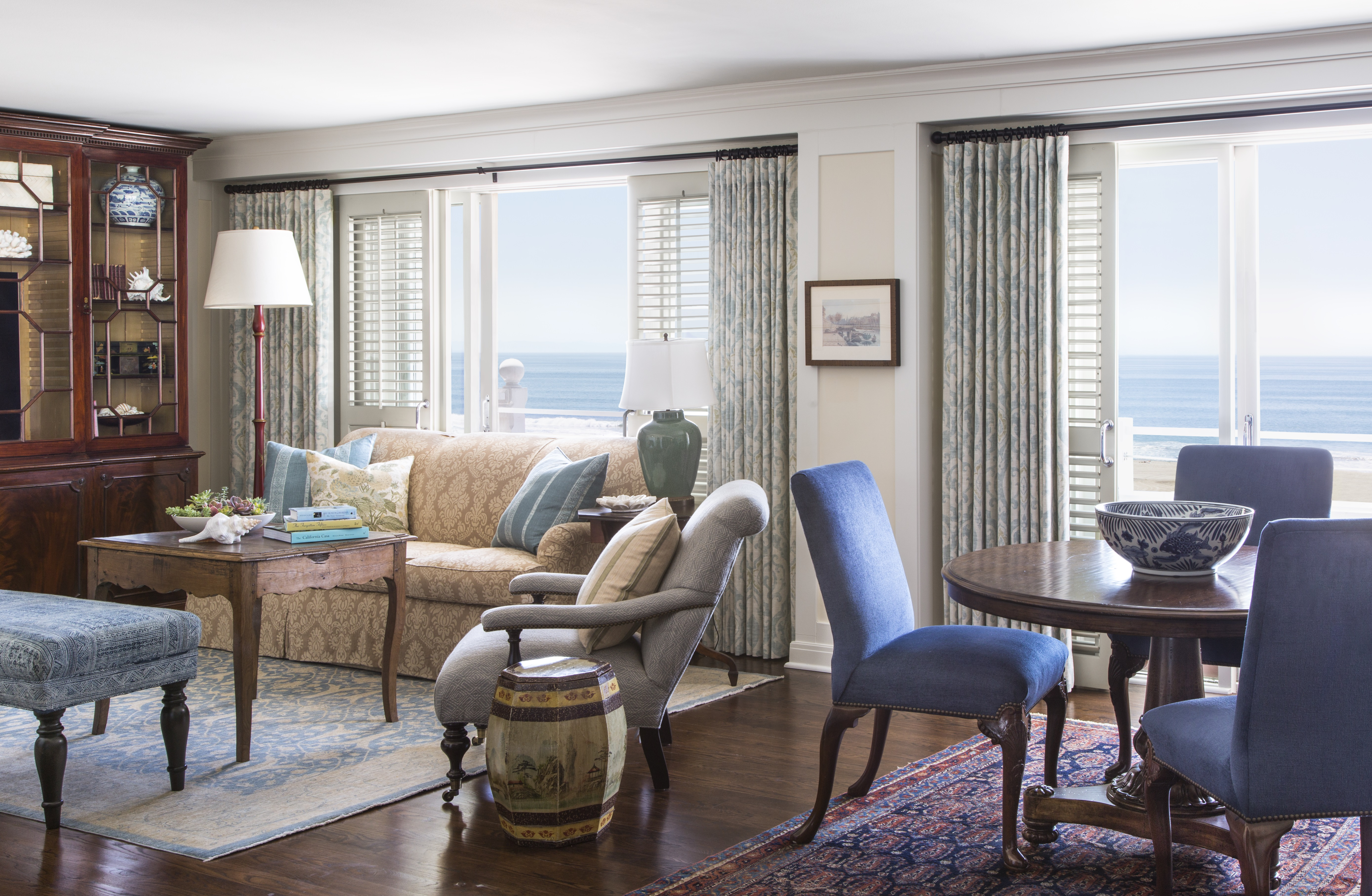 living room shutters. Santa Monica Hotel  Luxury Beach The Iconic Shutters on the