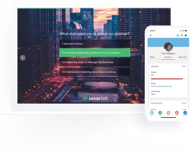 GetFeedback for Pardot - marketing automation prospect feedback survey